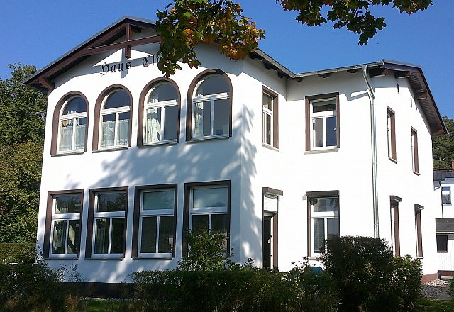 Ferienwohnung - Ostsee Insel Usedom - Haus Clara - Insel Usedom