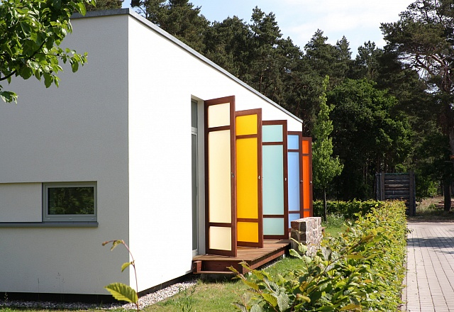 Ferienhaus - Ostsee Insel Usedom - Ferienhaus Klare Kante