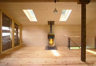 Loft in Heuscheune