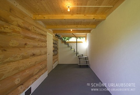 Ferienwohnung - Interlaken - Loft in Heuscheune
