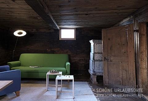 Ferienhaus - Oberwallis - Ferien im Baudenkmal
