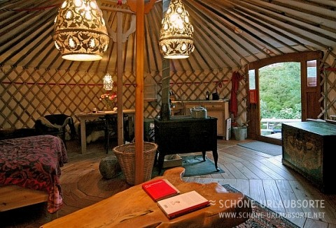 Ferienwohnung - Texel - Jurten Insel Texel