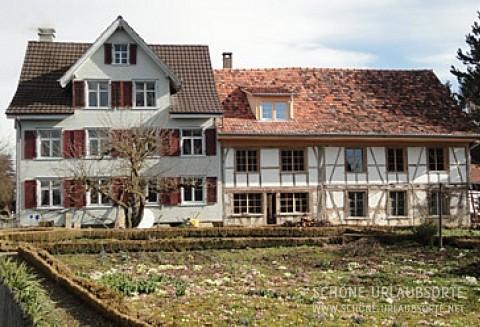 Ferienhaus - Thurgau Bodensee - Chatzerüti Hof nahe Bodensee