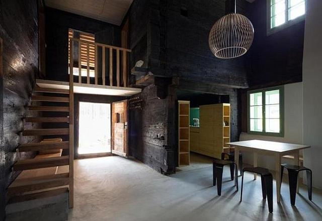 Ferienhaus Uri Holzhaus Von 1450 In Schweizer Bergen Schone