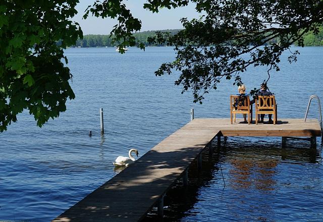 Ferienwohnung - Dahme-Seengebiet - Refugium am See