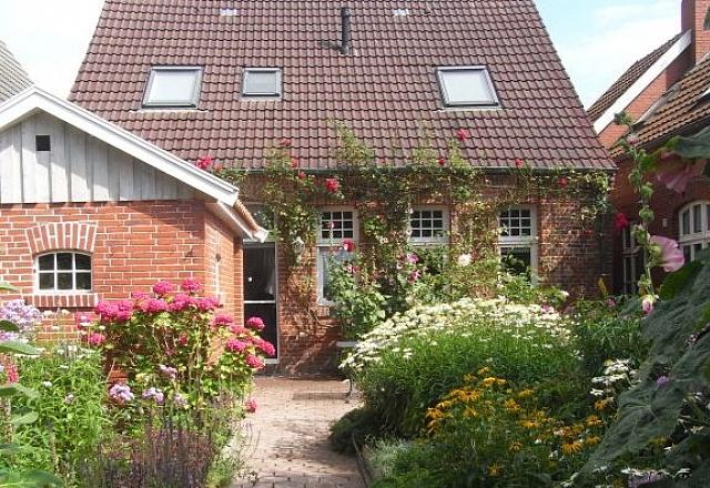 Ferienhaus - Ostfriesland - Haus Muschelgiebel