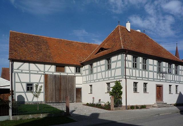 Ferienwohnung - Mittelfranken - Urlaub im Baudenkmal - Das IckelHaus