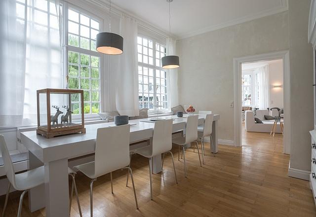 Ferienhaus - Eifel - Brückenvilla Monschau