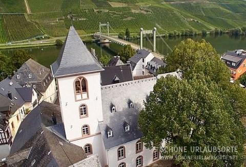 Ferienhaus - Mosel-Saar - Alte Kirche an der Mosel