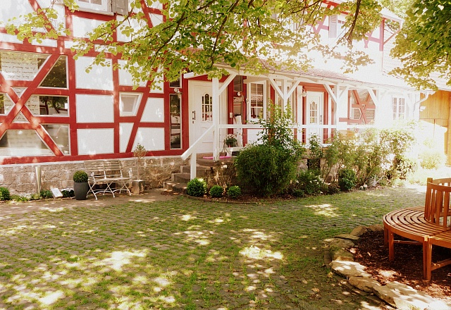 Ferienwohnung - Vogelsberg & Spessart - Ferienwohnung Sommersmühle
