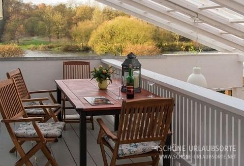 Ferienwohnung - Siegtal - Auszeit am Fluss