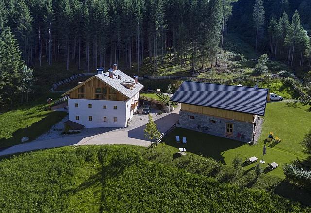 SILENTIUM - Dolomites Chalet