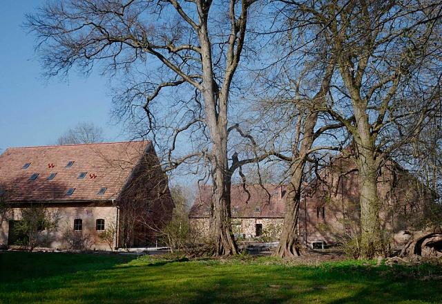 Ferienwohnung - Uckermark - Re:hof Rutenberg