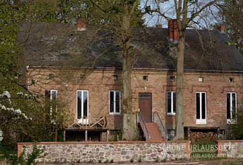 Ferienwohnung - Uckermark - Ferienwohnung im ehemaligen Pfarrhaus
