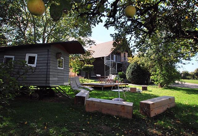 Ferienhaus - Bodensee - Urlaub für Schöngeister  im Bodenseehinterland