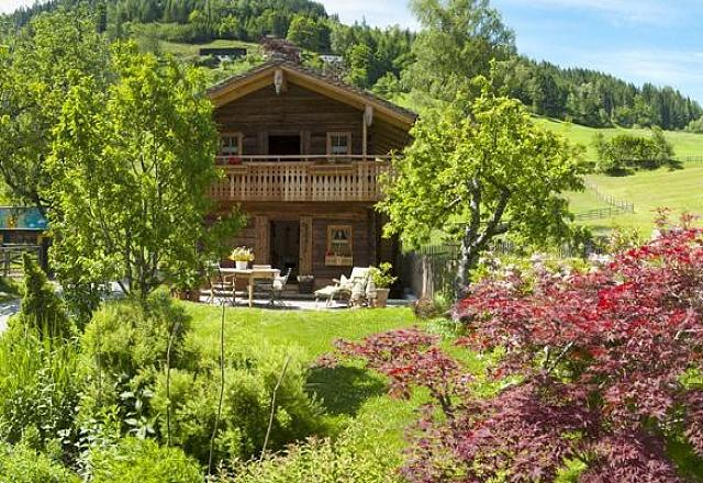 Ferienhaus -  Hochkönig - Urlaub im Troadkastn