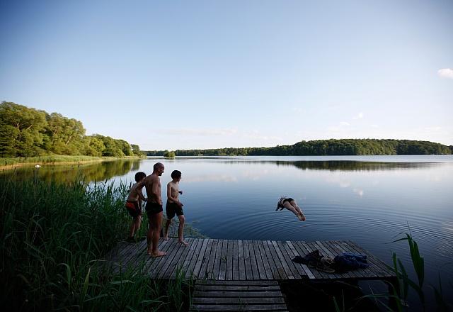 Ferienwohnung - Biosphärenreservat Schaalsee - Biosphäre Schaalsee – Bauernkate Klein Thurow