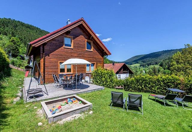 Ferienhaus - Schwarzwald - Ferienhaus Fronwald