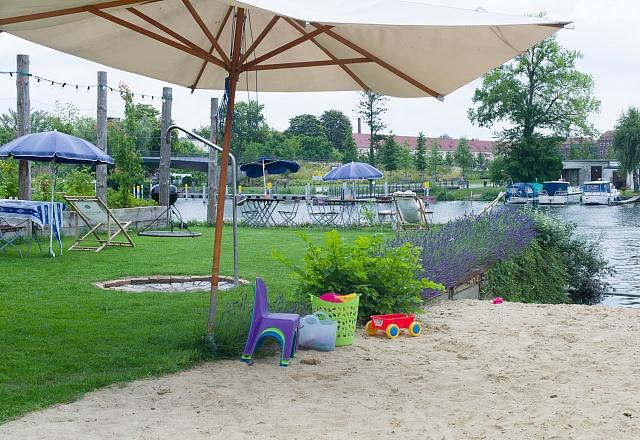 Ferienwohnung - Havelland - havelblau FERIENLOFTS