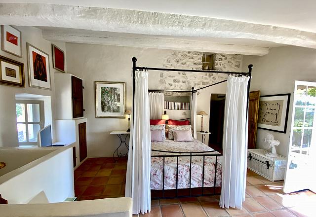 Ferienhaus - Alpes Maritimes - Villa Lavande - für Romantiker