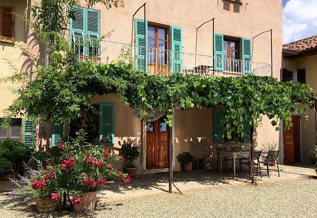 Ferienhaus - Asti - Casa Nanda