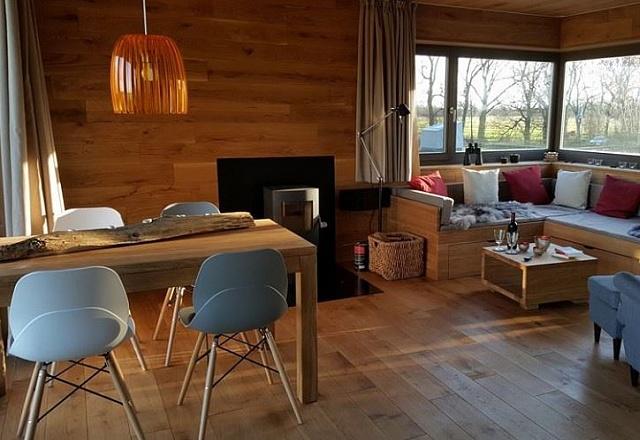 Ferienhaus - Altes Land - Baumhaus Elbinsel