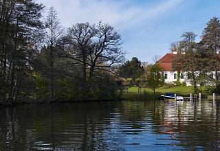 Haus am See auf dem Eibenhof