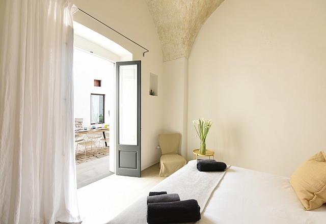 Ferienhaus - Lecce - La Corte - mit privatem Innenhof