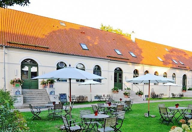 Kavaliershaus Schloss Blücher