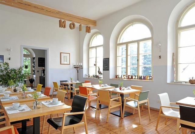 Hotel/Zimmer - Mecklenburgische Seenplatte - Kavaliershaus Schloss Blücher