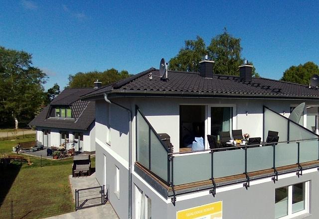 Ferienhaus - Ostsee Insel Rügen - Sealodge Rügen