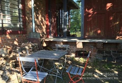 Ferienwohnung - Mecklenburgische Seenplatte - Studio Güterboden