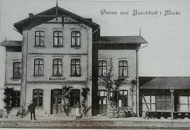 Alter Bahnhof Buschhof - 1. Stock