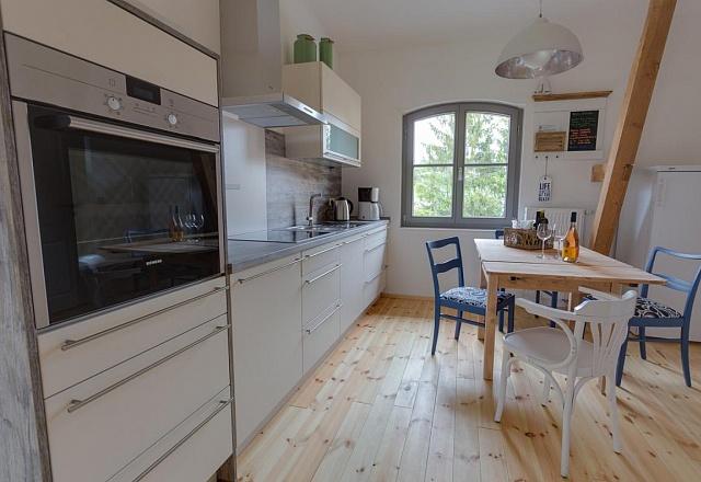 Ferienwohnung - Ostsee Insel Usedom - BACKSTEINHUS
