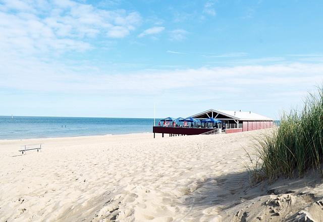 Ferienwohnung - Nordseeküste - Tag am Meer