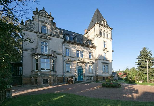 Schloss Lauterbach - Urlaub in einem historischen Baudenkmal