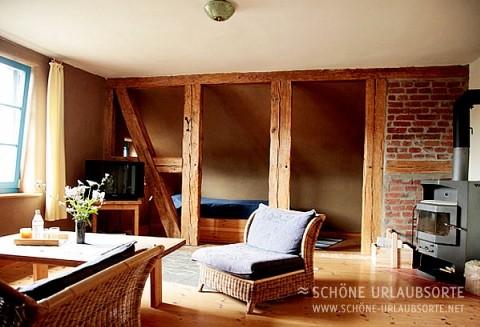 Hotel/Zimmer - Feldberger Seenlandschaft - Landgasthof Tenzo