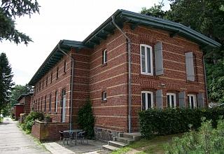 Lotsenhaus Barhöft