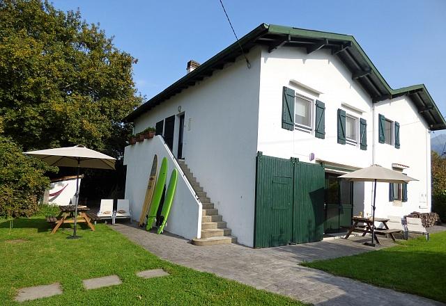 Ferienwohnung - Pyrenees-Atlantiques - Moderner Charme im Landhausstil