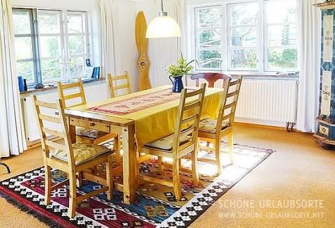 Ferienwohnung - Ostsee Insel Rügen - Atelierhaus am Bodden