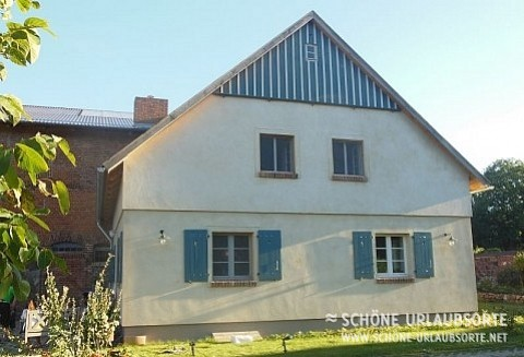 Ferienhaus - Uckermark - Bauernhaus Kraatz in der Uckermark