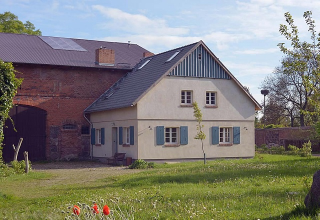 Ferienhaus - Uckermark - Bio Ferienbauernhaus