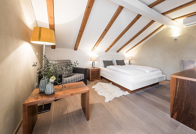 Bed & Breakfast - Südtirol - Boutiquehotel Zum Rosenbaum